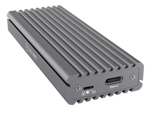USB-C 3.1-kabinett för intern M.2 NVMe SSD
